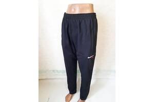 Спортивные штаны мужские трикотажные прямые р.44,46,48,50. Цвет чёрный, серый, синий.От 4шт по 112грн.