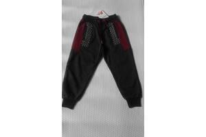 Спортивные штаны на мальчика 104,110,116,122