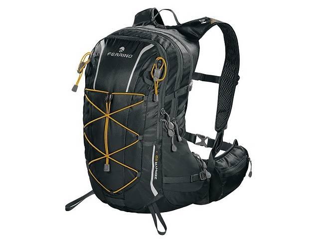 купить бу Спортивный рюкзак Ferrino Zephyr HBS 22+3 92574 черный в Киеве