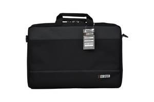Сумка для ноутбука Lobster 15.6 Black/Grey (LBS15T2B)
