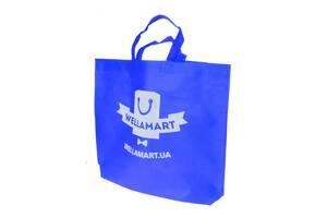 Сумка для покупок Supretto синяя (5909)