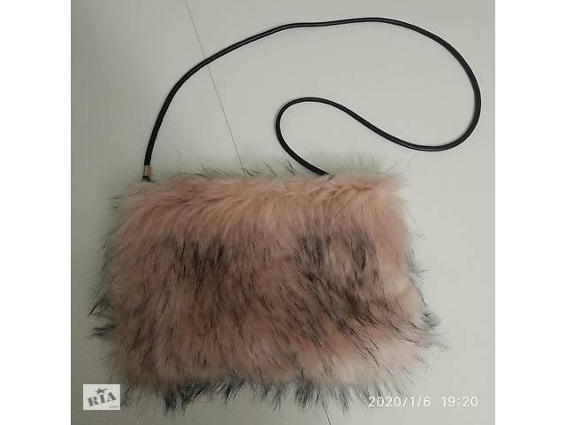 продам сумка меховая новая женская бу в Киеве