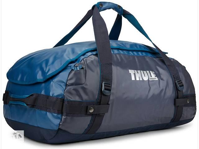 продам Сумка-рюкзак дорожная из ткани Thule Chasm синяя на 70л бу в Киеве