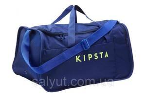 Сумка спортивная Kipsta, темно-синий