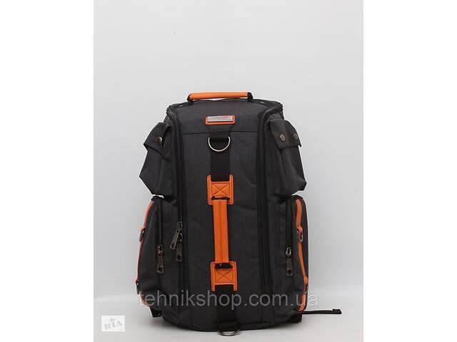 купить бу Трансформер. Сумка - рюкзак Witzman мужской спортивный городской повседневный рюкзак мужская сумка в Киеве