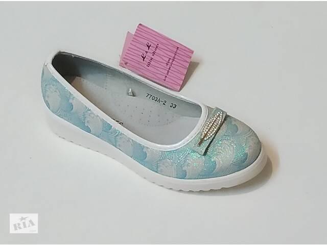 купить бу Туфли для девочки 32-35 размер в Краматорске