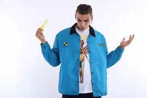 Ветровка / куртка Asap Rocky