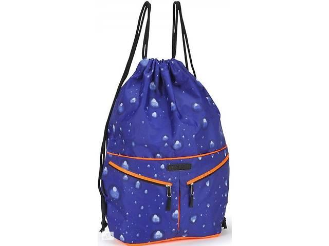 купить бу Яркий рюкзак-котомка, Dolly 836 синий в Киеве