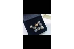 Италия дорогой бренд как Pandora шарм серебро 925 проба,на подарок, есть проба, бирка, (пакет