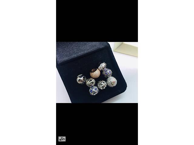 бу Італія дорогий бренд як Pandora шарм срібло 925 проба,на подарунок, є проба, бирка, (пакет в Вінниці