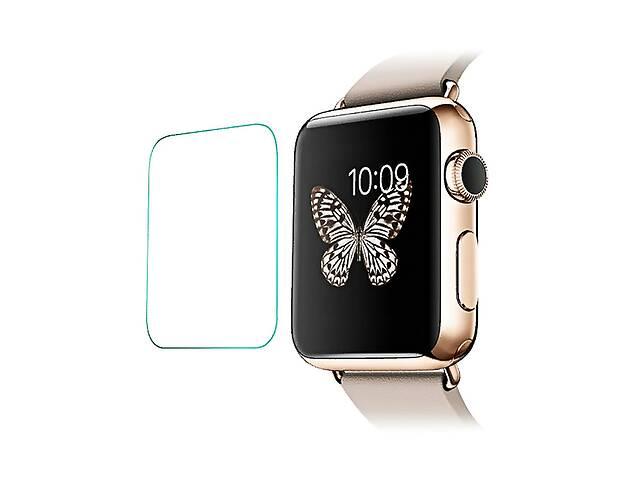 Защитное 3D стекло 0.15 мм Full Cover для Apple Watch 44 мм Прозрачное- объявление о продаже  в Харькове