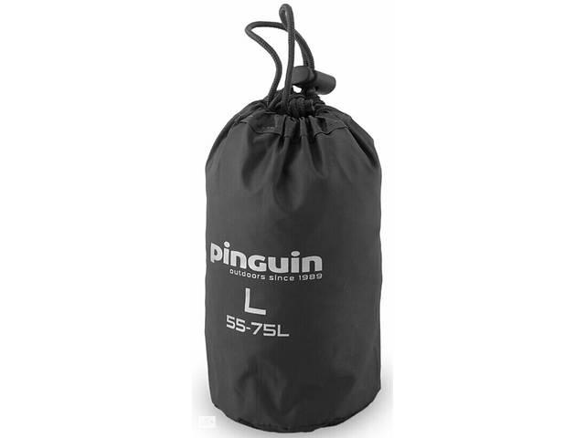 купить бу Защитный чехол для рюкзака Pinguin Raincover черный на 35л в Киеве