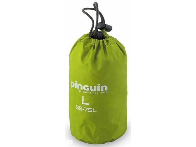 продам Защитный чехол для рюкзака Pinguin Raincover зеленый на 55л бу в Киеве