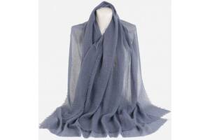 Женская шаль Traum синий