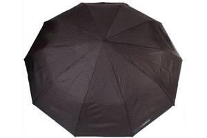 Женский автоматический зонт H Due O черный