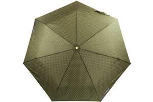 Женский зонт автомат H Due O хаки