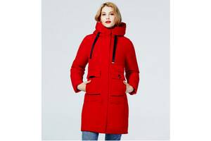 Женская парка. Женский зимний пуховик,пальто,куртка
