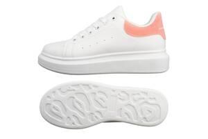 Жіночі кеди Ailifa 38 White Pink 16_38