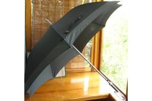 зонт зелёный трость полуавтомат усиленный большой фирменный. торг