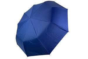 Зонт женский складной Night City Flagman Полуавтомат Blue (515F6ZT)