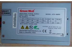 400 Вт Great Wall ATX-400PN
