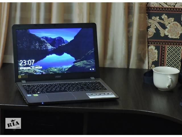 бу Acer F5-573G Nvidia GeForce 940MX 2GB в Киеве