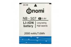 Акумулятор для телефону Nomi NB-507 2000mAh