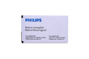 Аккумулятор для для телефона Philips A20ZDXX/3ZP 1150mAh