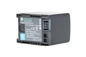 Аккумулятор к фото/видео PowerPlant Canon BP-819 Chip (DV00DV1245)