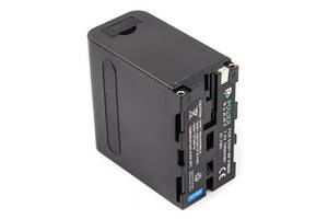 Аккумулятор к фото/видео PowerPlant NP-F980D 7800mAh (CB970162)