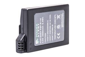 Аккумулятор к фото/видео PowerPlant Sony PSP-S110/2000/2600/S360 (DV00DV1300)