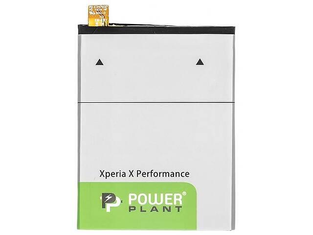 бу Аккумулятор PowerPlant Sony Xperia X Performance (LIP1624ERPC) 2700mAh в Харкові