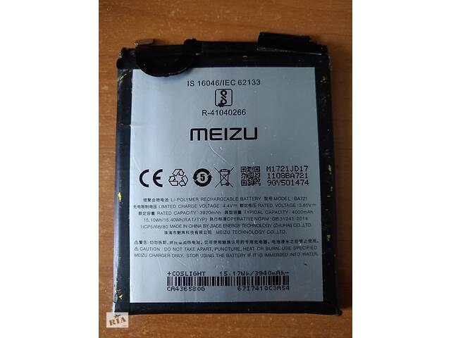 Акумулятор смартфона Meizu M6 Note- объявление о продаже  в Надвірній