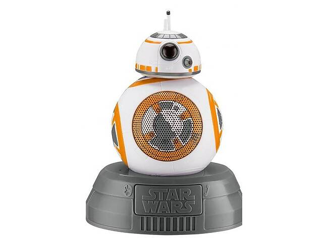 Акустическая система eKids Disney Star Wars, BB-8 Droid Wireless (LI-B67B7.FMV6)- объявление о продаже  в Киеве