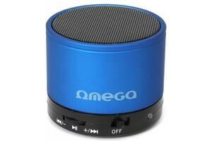 Акустическая система OMEGA Bluetooth OG47BL blue (OG47BL)