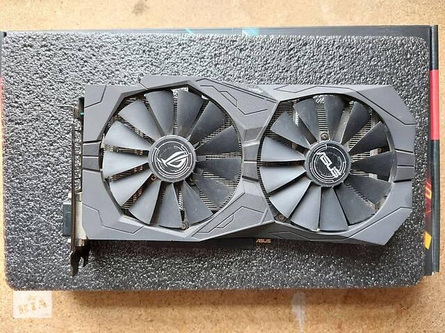 Asus Strix AMD Radeon RX 470 4Gb- объявление о продаже  в Львове