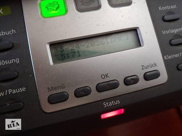 Б/у принтер сканер МФУ БФП Samsung SCX-5530FN USB cable + 2 картридж- объявление о продаже  в Владимир-Волынском