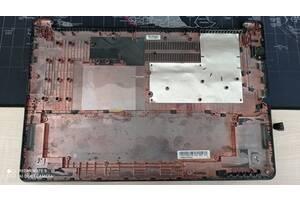Б/У Нижняя часть корпуса корыто поддон для ноутбука Asus X502C X502CA с дефектом