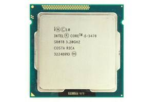 Б/В Процессор CPU Intel® Core™ i5-3470 3,20GHz 6MB Cache