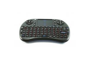 Беспроводная клавиатура Rii mini i8 2.4GHZ RUS Черная (gr_004060)