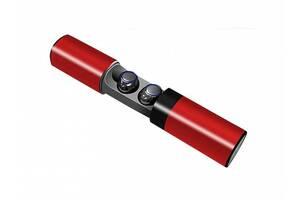 Бездротові Bluetooth навушники HBQ S2 Stereo червоні (037465)
