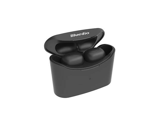 купить бу Беспроводные миниатюрные наушники Bluedio T-elf mini Air pod Bluetooth 5.0 Black  в Україні