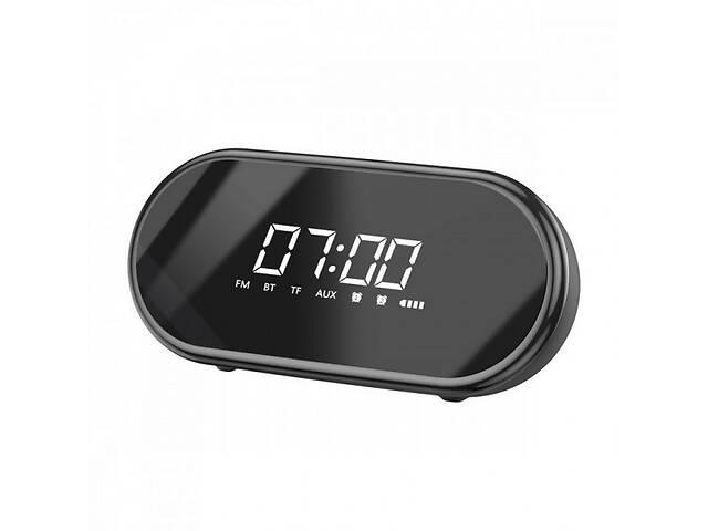 бу Будильник-колонка Baseus Encok Wireless Speaker E09 Bluetooth 4.2 Black (NGE09-01) в Самборе