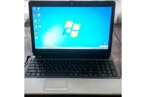 Быстрый красивый ноутбук eMachines E730Z (core i3, 4гига).