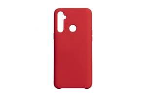 Чехол Case Soft for Realme 5 / 6i / C3 Силикон Черный / Фиолетовый / Красный