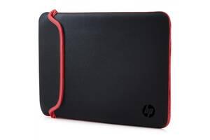 "Чехол для ноутбука HP 15.6"" Chroma Sleeve Blk/Red (V5C30AA)"