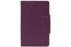 Чехол для планшета Continent Portcase 7 дюймов, фиолетовый