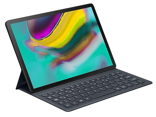 бу Чехол-клавиатура Samsung Book Cover Keyboard для Galaxy Tab S5e черный в Киеве