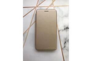 Чехол-книжка G-Case для Xiaomi Redmi 4X Золотистый