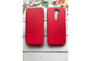 Чехол-книжка G-Case для Xiaomi Redmi Note 8 Pro Красный